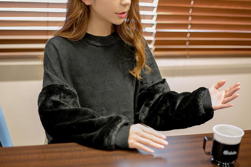 人と人の「縁」がモチベーション☆大好きな「キャバ嬢」という仕事を続けるために「昼キャバ」選びました!【みさきさん / 新宿・歌舞伎町】